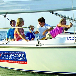 Offshore Sailing School Announces New Eco-Friendly Family Learning Adventures