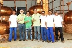 Top Cachaça Purchases Distillery in the Heart of Brazil
