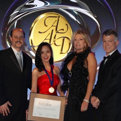 Dr. Rebecca Pitts Achieves Accredited Fellow Status in the American Academy of Cosmetic Dentistry®