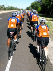 BusinesSuites Rides Along with Texas 4000 for Cancer: Austin to Alaska