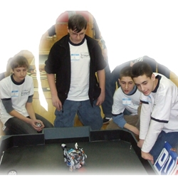 Storming Robots Announces First Robocon Technology Learning Center to Host Student Robotics Exhibition