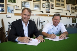 Forgan of St. Andrews Announces Signing International Legend Ian Woosnam