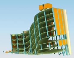 Criss Angel Mindfreak: Building Implosion Escape