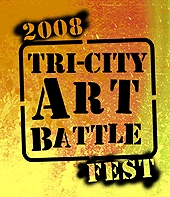 2008 Tri-City Art Battle