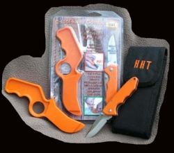 HHT Enhances Hunter Safety with New Patented Tools