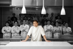 Beijing Anxiously Awaits the Delectable Premiere of Canada's Culinary Champion's Namesake Restaurant, Makoto