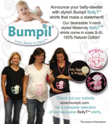 The Bumpil Company Goes Belly with Product Line