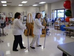 One-Piece Nordic Walking Poles Prove Safer and More Durable During In-Service Programs at Hospitals, Physical Therapy Locations and Fitness Centers Throughout the USA