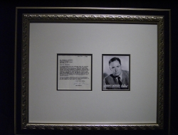 Original Johnny Mercer Movie Contracts for Sale at C. Savannah