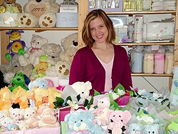 Christmas Hamper Specialist, Little Pixie Gifts, Attend the 2008 Business Achievers Awards