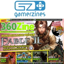 World Exclusive Fable 2 Preview and Screens in 360Zine