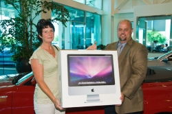 Irvine BMW Announces Winner of IMAC Giveaway