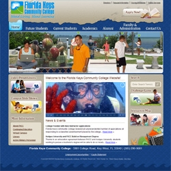Third Wave Digital Announces Launch of New Website for Florida Keys Community College
