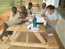 Engeye Health Clinic and Union College Partnership Sends Two Union College Graduates to Uganda