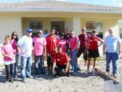 DirectBuy of Fort Lauderdale Helps Habitat for Humanity Through Rain, Sleet, Snow or Hurricane