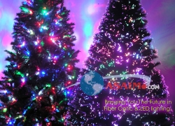 New LED Artificial Christmas Tree from LEDtrees Saves Customers Plenty of Green on Electric Bill