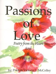 Poetry Book of Love's Many Passions: