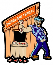 Bubba's Got a MySpace; New Ticket Website Gives Customers the Chance to Interact with Cartoon Mascot