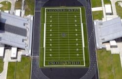 Royse City High School's New TigerTurf is