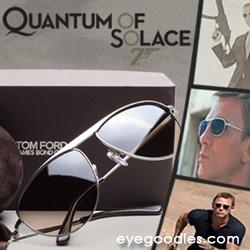970a48707b0e1 Tom Ford James Bond 007 TF108 - Quantum of Solace Sunglasses Now Available  at Eyegoodies.com