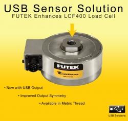 FUTEK Enhances Tension & Compression Load Cell