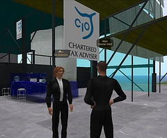 The Chartered Institute of Taxation Returns to Second Life® with the Editor of Taxation Magazine