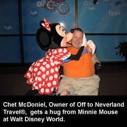Disney World Just Got Easier for Those with Health Issues: Diz-Abled.com and Off to Neverland Travel® Join Forces to Support Travelers