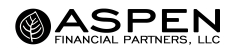 Aspen Financial Partners, LLC Expands It's Service Offerings to Include Stock-Secured Loans