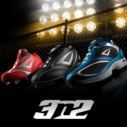 3N2 Unveils 2009 Line of Softball Cleats and Baseball Cleats