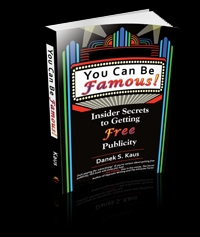 Small Businesses Can Thrive in Hard Times with Techniques in New Book on Getting Free Publicity