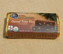 """Organic """"Gourmet Fudge Bar"""" from Earth's Sweet Pleasures Debuts at the New Whole Foods Market in Roseville, California"""