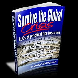 Global Economic Crisis Requires Immediate Action by World Citizens