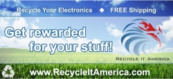 Ecycle IT, Inc. of Minneapolis Launches Free Nationwide Consumer Electronics Recycling Program, www.RecycleItAmerica.com