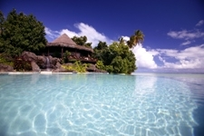 Pacific Resort Aitutaki on Top of the World in 2008