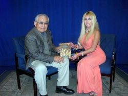 "Dawna Lee Heising of ""Eye on Entertainment"" Interviews Internationally Renowned Educator Dr. Jack Fujimoto"