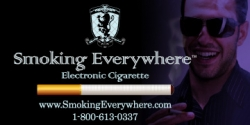 New Electronic Cigarette Franchises Prosper Despite the Economic Downturn