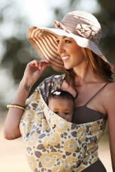The Peanut Shell® Launches Serendipity, a New Collection of Designer Baby Slings and Nursing Covers