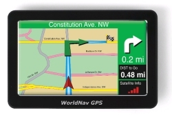 TeleType Expands Truck GPS Product Line: New 5'' Inch Model Released