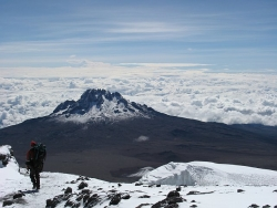 Climb the Highest Mountain in Africa to Help Children with AIDS