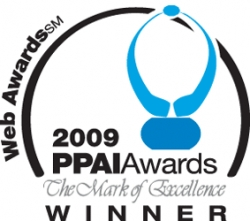 InkHead Promotional Products Takes PPAI Gold for Technical and Ecommerce Website Innovation