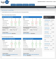Logic361 Announces Free Expert Search Advertising Analysis Software for Google Adwords Advertisers