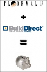 Floormall.com Now Offering BuildDirect.com Products to Customers
