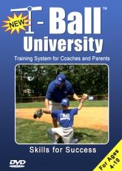 T-Ball University (www.tballu.com) Parent & Coach Skills Teaching Program   Launched in Time for Tee Ball & Baseball Season
