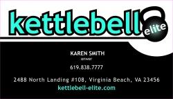 Kettlebell Elite Fitness Studio Grand Opening 18 April 2009