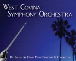 """West Covina Symphony Orchestra Presents Free """"Concert for the Arts"""""""