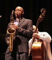 An Evening of Wine and Jazz with Branford Marsalis at the Ridgefield Playhouse in Ridgefield Connecticut