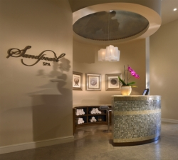Sandpearl Spa, Designed by Beasley & Henley Ranked in Top 10 by Expedia