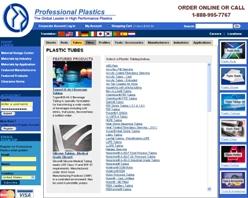 Professional Plastics Announces Enhanced Web Experience for Customers
