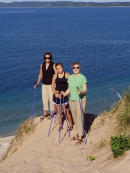 Nordic Walking Clinics to be Offered at