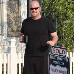 Oak Ridge High's New Football Coach, Scott Blade, Buys the First Home in Groves Park Commons